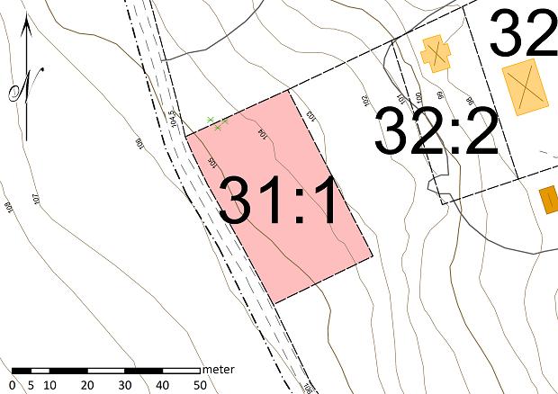 kinnared karta Kinnared 31:1   Hylte kommun kinnared karta